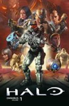 Halo Omnibus Volume 1 - Book  of the Halo Graphic Novels