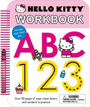 0312517645 - Priddy, Roger: Hello Kitty: Wipe Clean Workbook ABC, 123 - Livre