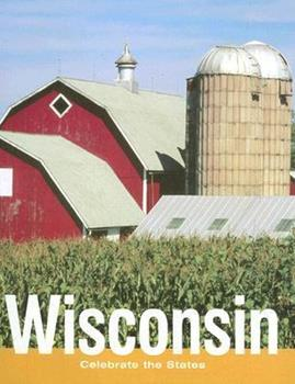 Wisconsin - Book  of the Celebrate the States