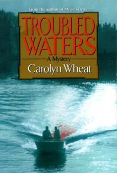 Troubled Waters (Cass Jameson Legal Mysteries) 0606157433 Book Cover