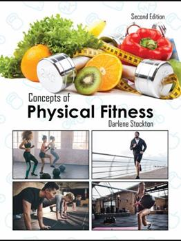 Loose Leaf Concepts of Physical Fitness Book