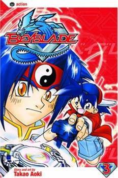 Beyblade, Volume 3 - Book #3 of the Beyblade