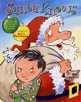 Santa Knows 0545053870 Book Cover