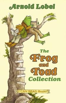 Frog And Toad Book Set: Frog And Toad Are Friends; Frog And Toad Together; Days With Frog And Toad; Frog And Toad All Year - Book  of the Frog and Toad