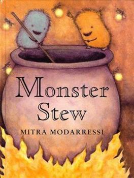 Hardcover Monster Stew Book