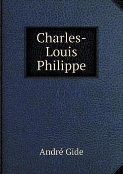 Charles-Louis Philippe 551893596X Book Cover