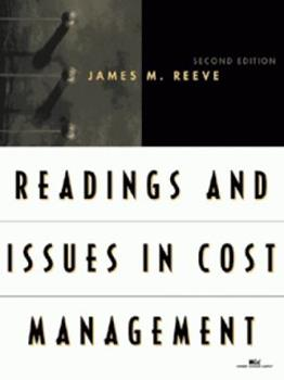 Readings and Issues in Cost Management 0324276028 Book Cover