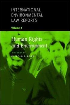 Human Rights and Environment, Vol. 3 0521659663 Book Cover