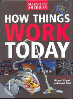 How Things Work Today (Scientific America) 1840282568 Book Cover