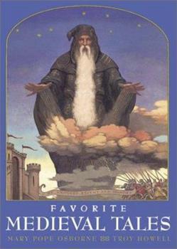 Paperback Favorite Medieval Tales Book