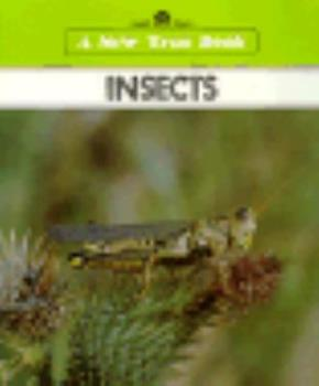 Insects (New True Book) 0516416278 Book Cover