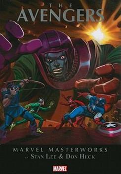 Marvel Masterworks: The Avengers Volume 3 - Book  of the Avengers 1963-1996 #278-285, Annual