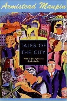 Paperback Tales of the City (Tales of the City Series, V. 1) Book