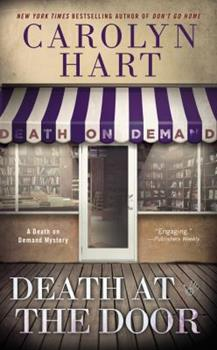 Death at the Door 0425266184 Book Cover