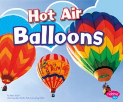 Library Binding Hot Air Balloons (Aircraft) Book
