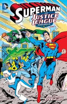 Superman & Justice League America, Volume 1 - Book #1 of the Superman & Justice League America
