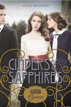 Paperback Cinders & Sapphires (At Somerton) Book