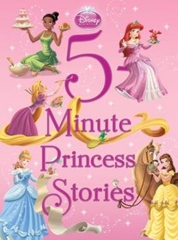 5-Minute Princess Stories - Book  of the 5-Minute Stories
