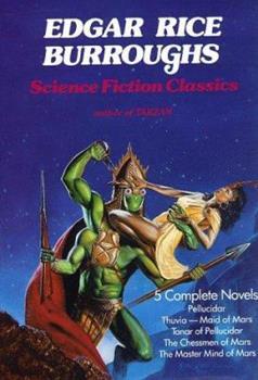 Edgar Rice Burroughs Science Fiction Classics - Book  of the Barsoom