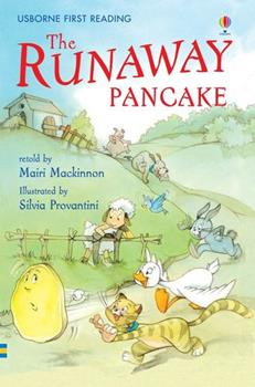 The Runaway Pancake (First Reading Level 4) - Book  of the 2.4 First Reading Level Four