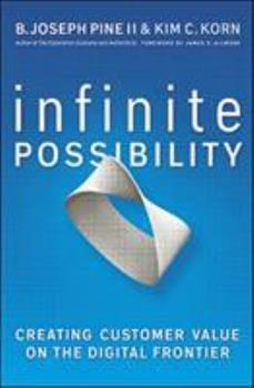 Infinite Possibility: Creating Customer Value on the Digital Frontier 160509563X Book Cover