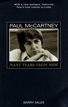 Paperback Paul McCartney: Many Years from Now Book