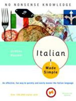 Italian Made Simple: Revised and Updated - Book  of the Made Simple