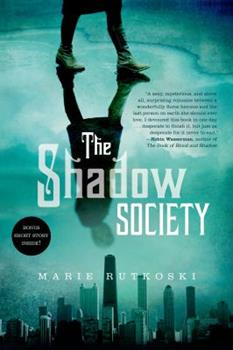 The Shadow Society 1250034248 Book Cover