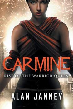 Carmine: Rise of the Warrior Queen - Book #5 of the Outlaw