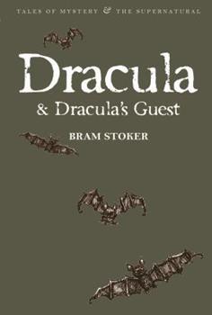 Paperback Dracula & Dracula's Guest Book