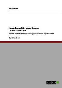 Paperback Jugendgewalt in Verschiedenen Lebenskontexten [German] Book