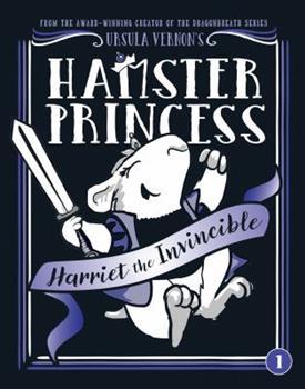 Paperback Hamster Princess: Harriet the Invincible Book