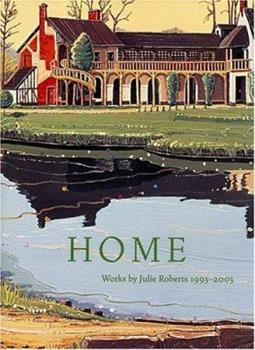 Julie Roberts: Home 0966215818 Book Cover