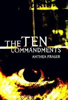 The Ten Commandments (DCI Webb Mysteries) 0312209150 Book Cover