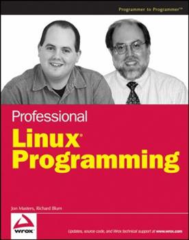 Professional Linux Programming 0471776130 Book Cover