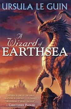 Paperback A Wizard of Earthsea. Book