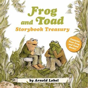Frog and Toad Storybook Treasury - Book  of the Frog and Toad