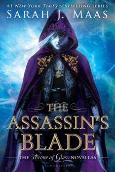 The Assassin's Blade 1619635178 Book Cover