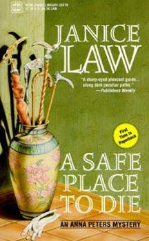 A Safe Place to Die 0312093004 Book Cover