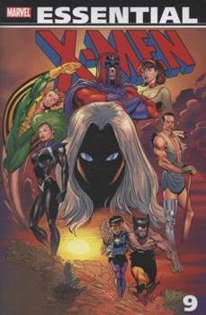 Essential X-Men Volume 9 TPB (v. 9) - Book  of the Essential Marvel