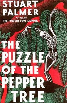 The Puzzle of the Pepper Tree 1601870302 Book Cover