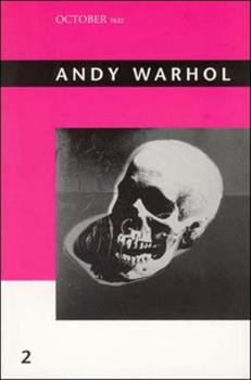 Andy Warhol (October Files) 026263242X Book Cover