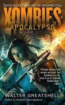 Xombies: Apocalypso - Book #3 of the Xombies
