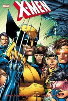 X-Men by Chris Claremont & Jim Lee Omnibus, Vol. 2 - Book  of the Uncanny X-Men 1963-2011