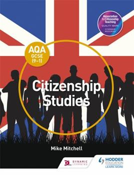 Paperback Aqa GCSE (9-1) Citizenship Studies Book