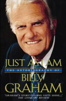 Paperback Just As I Am : The Autobiography of Billy Graham Book