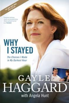 Paperback Why I Stayed: The Choices I Made in My Darkest Hour Book