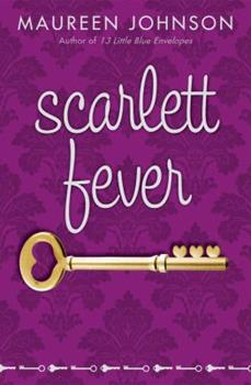 Scarlett Fever 0545096332 Book Cover