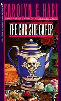The Christie Caper (Death on Demand Mystery, Book 7) 0553295691 Book Cover