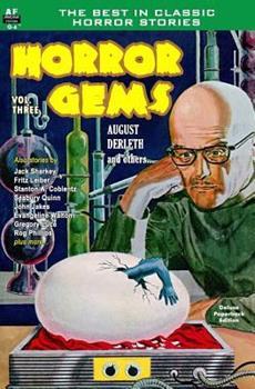 Horror Gems, Vol. Three 1612870910 Book Cover